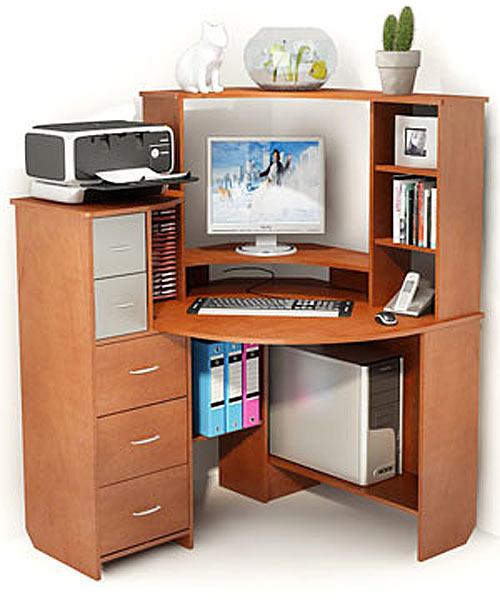 Компьютерный стол СК-4 от www.internetmagazin-mebel.ru.