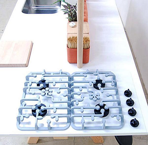 Энергосберегающий кухонный комплекс Flow Kitchen