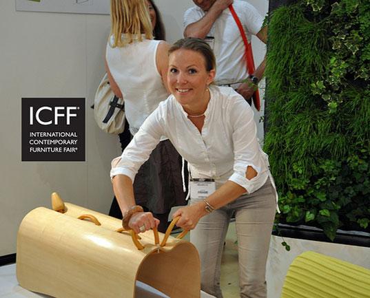 Детский табурет Whatchawant от шведских дизайнеров Charlotte Ryberg и Johanna Strand.
