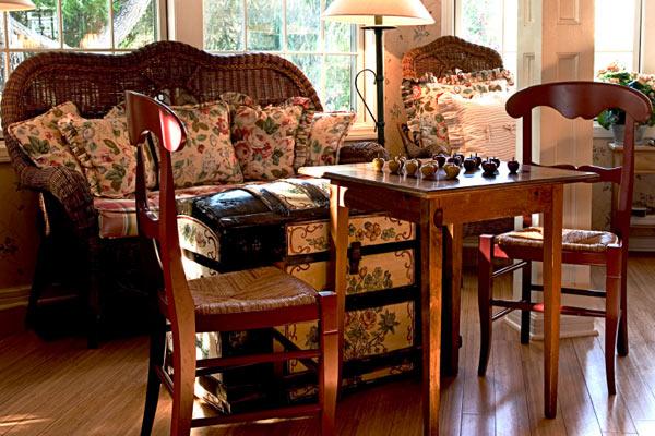 Новая жизнь дедушкиной мебели