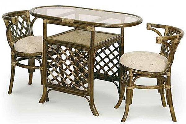 Ротанговая мебель из Малайзии и Китая