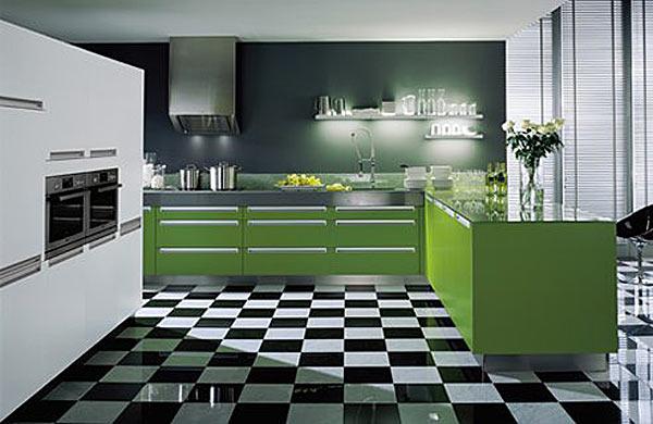 Изменение геометрии пространства цветом