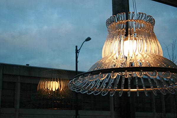 Фолк модерн в дизайне светильников