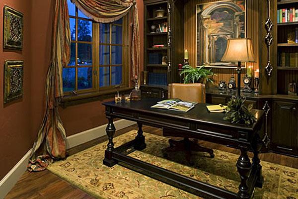 Домашний офис — стилистика