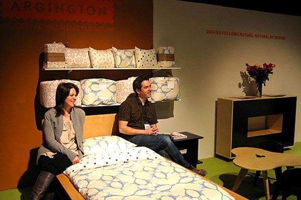 Лучший дизайн для детей: Бамбуковая детская мебель — Арджингтон (Argington)