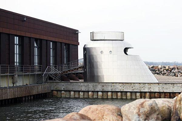 Латвия: современное жилье в бывшем рыбзаводе