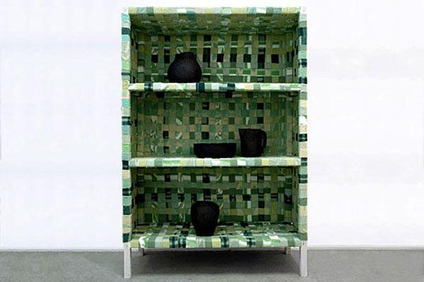 Экономичная мебель студии TESTLAB