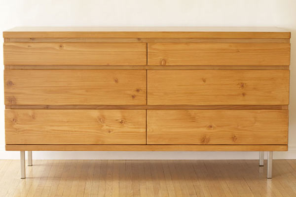Amenity — Muir Low Dresser 6 Drawer