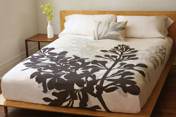 Amenity — Organic Bloom Duvet