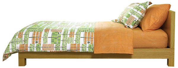 Постельный комплект Boodalee — Trees Bedding
