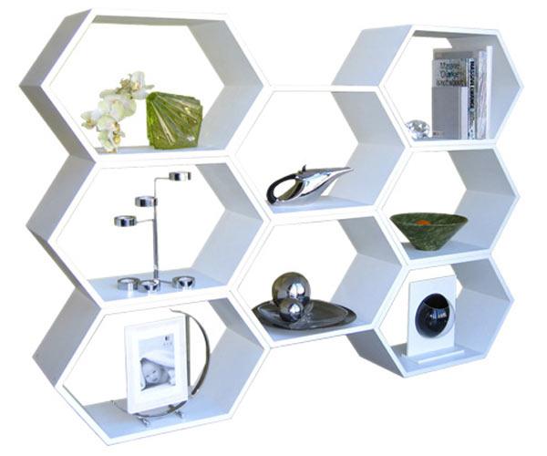 Стойка из секционных полок — Boom — Hive Cube