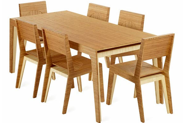 Стул для обеденного стола — Brave Space — Hollow Dining Chair