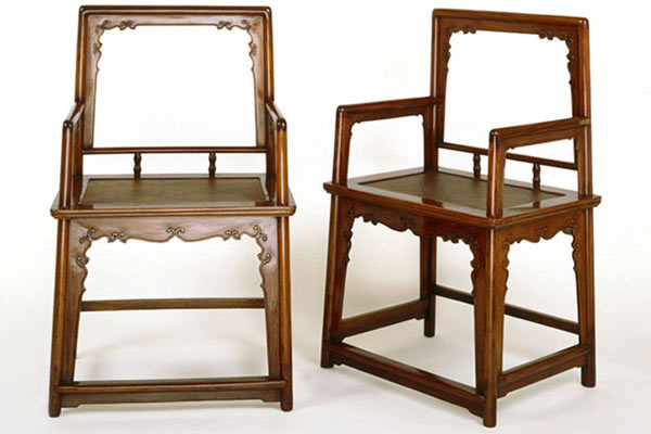 Кресла времен поздней династии Минг