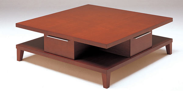 Кофейный столик Conde House — Shoji Square Coffee Table