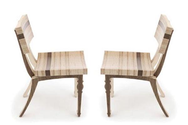 Стулья для кафе Context Furniture — William & Mary Metro Cafe Chair