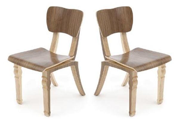 Стулья для кафе Context Furniture — William & Mary Boheme Cafe Chair