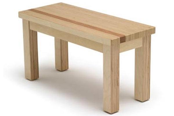 Скамейка Context Furniture -Narrative Structure Bench
