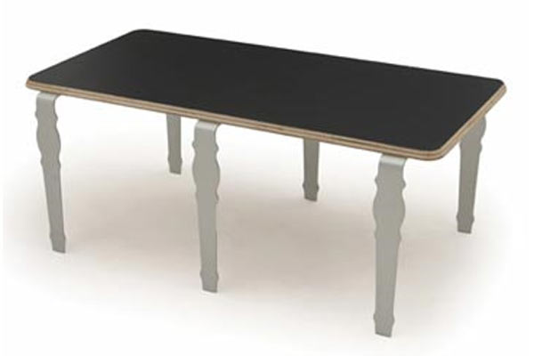 Стол Context Furniture — William & Mary Long Table