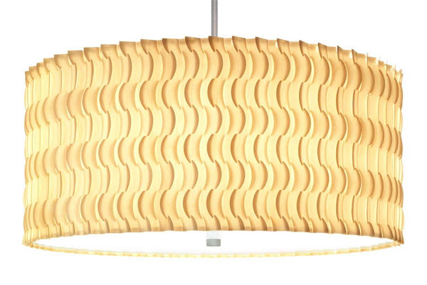 Подвесная лампа dform — Small Pucci Drum Pendant