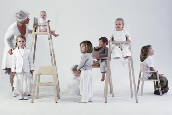 Детские стульчики Droog — Highchair