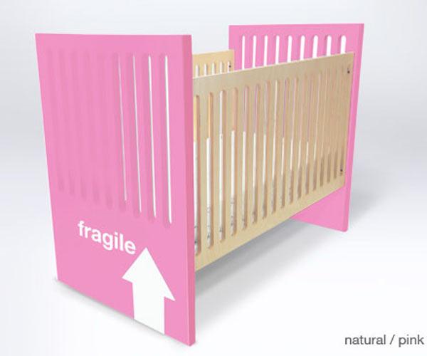 Детская кроватка ducduc — alex Crib