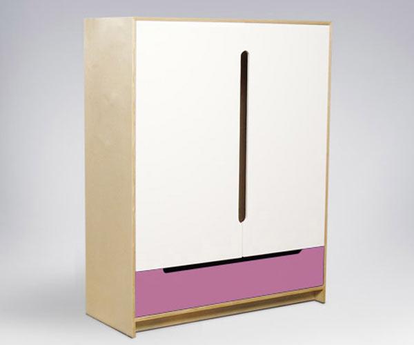 Пеленальный стол-тумба ducduc — alex 4 Drawer Changing Table