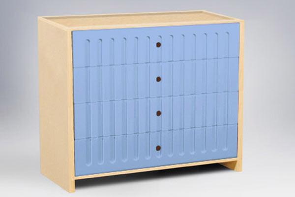 Комод ducduc — alex 4 Drawer Dresser