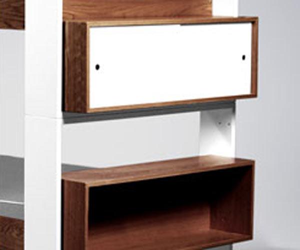 Дополнительные ящики для кроватей ducduc — austin Cubby