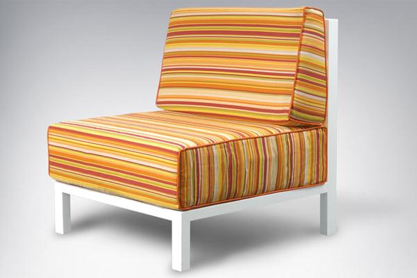 ducduc — cabana Lounge Chair — F3 Fabric