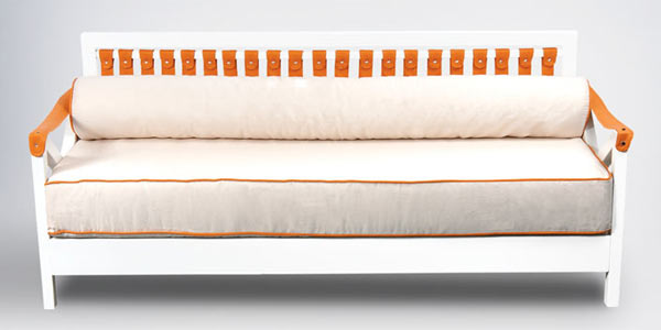 Диван ducduc — campaign Daybed — F2 Fabric