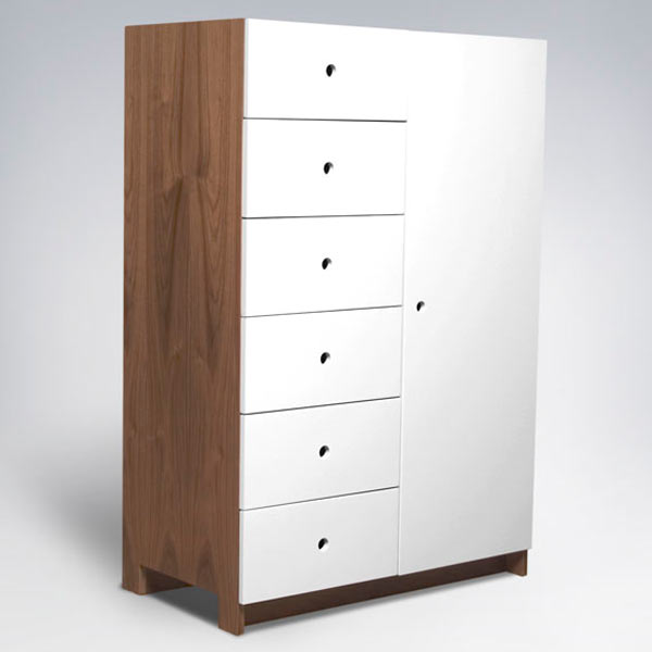Шкаф ducduc — parker 6 Drawer Armoire