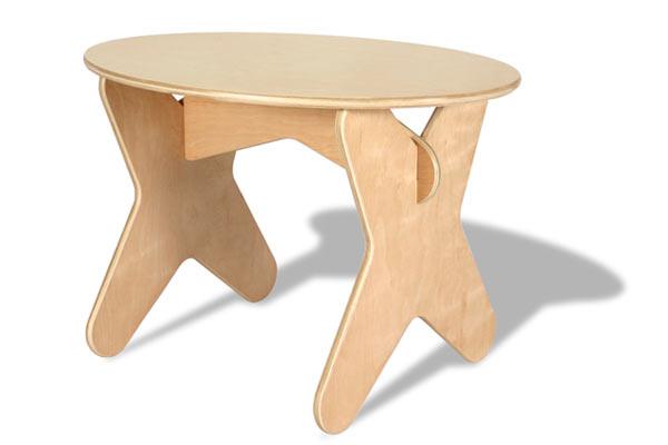 Журнальный столик Ecotots — Boogie Board Desk