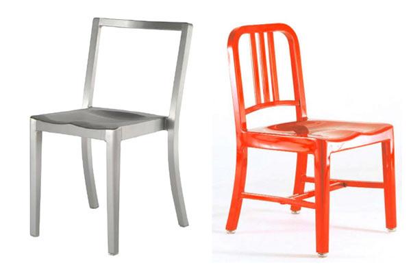 Стулья Emeco — 1951 Chair и Emeco — 1951 Stool