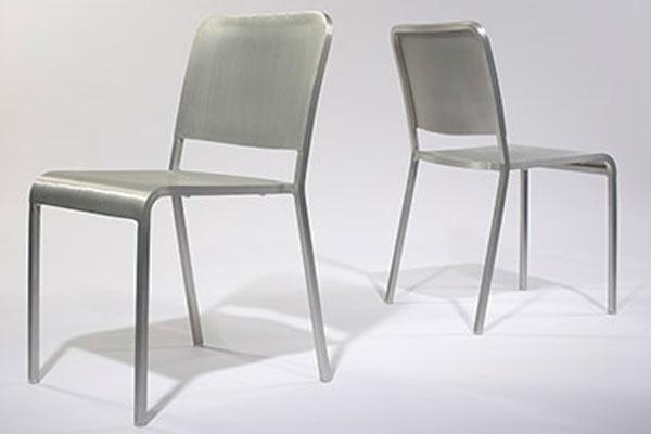 Стулья Emeco — Nine-0 Stacking Chair