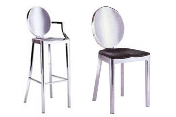 Стулья Emeco — Kong Chair и Emeco — Kong Barstoo