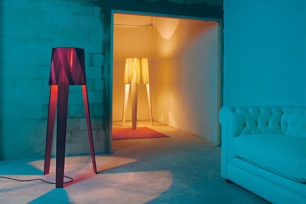 Торшер Fambuena — Dress Floor Lamp