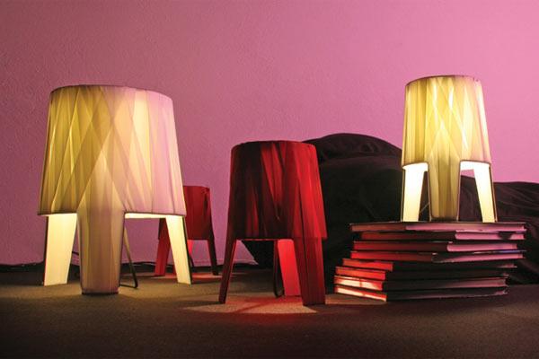 Настольная лампа Fambuena — Dress Table Lamp