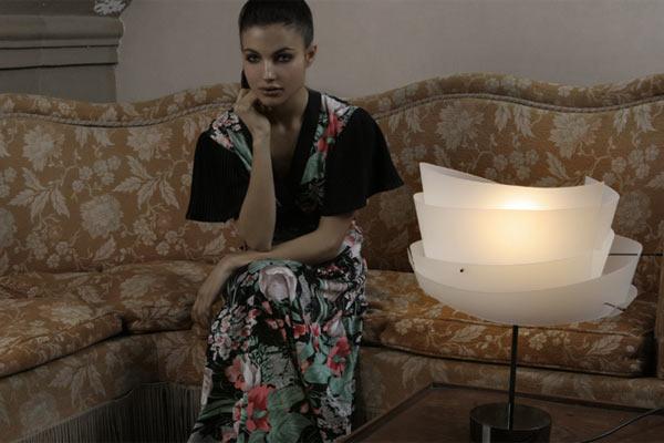 Настольная лампа Fambuena — Ossy Table Lamp
