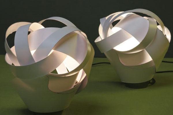 Настольная лампа Напольная лампа Fambuena — Laszlo Lamp