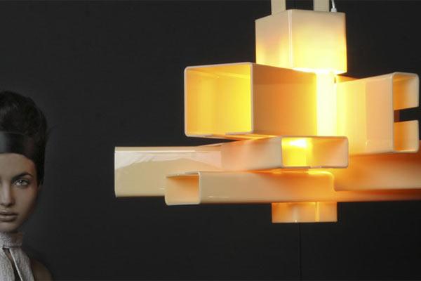 Люстра Fambuena — Bizarre Small Pendant Lamp