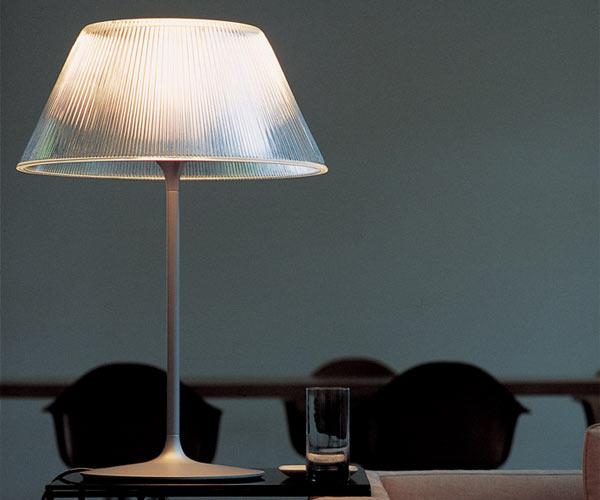 Настольная лампа FLOS — Romeo Moon Table Lamp