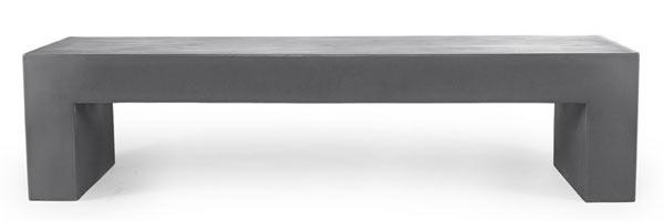 Скамья Heller — Vignelli Bench