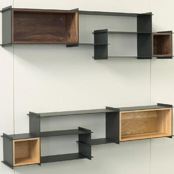 Полки Hivemindesign — Crux Wall Unit