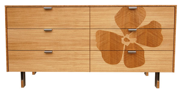 Комод Iannone Design — Flower Long Dresser