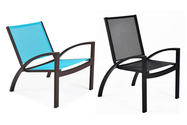Стулья John Kelly Furniture — Rho Dining Chair и John Kelly Furniture — Rho Lounge Chair