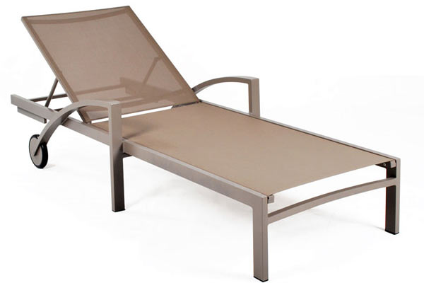 Шезлонг John Kelly Furniture — Rho Chaise Lounge