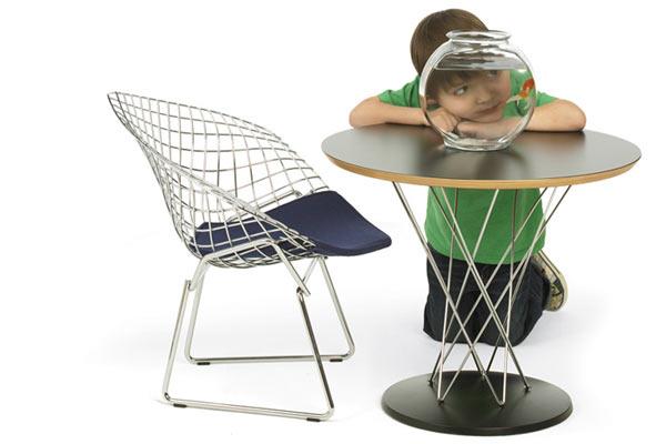Стол knoll kids® — Cyclone Side Table