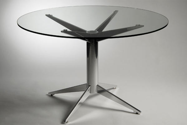 Стол Knu — Knu Aluminum Dining Table