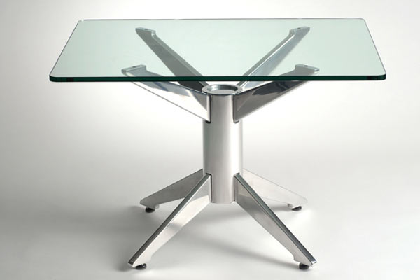 Стол Knu — Knu Aluminum End Table