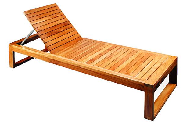Лежак Maku Furnishings — Chaise Lounge
